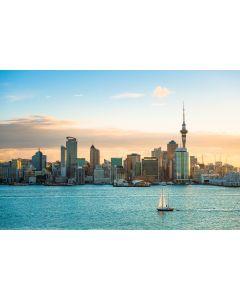 Auckland New Zealand E 03-15-21