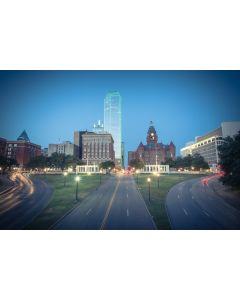 Dallas TX 10-08-20